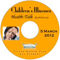 Children's Illnesses DVD